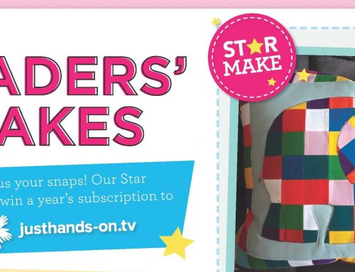 Quilt Now Readers' Makes Competition Winner – Issue 67