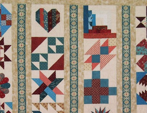 Shipton Quilters 14th Exhibition, Cirencester