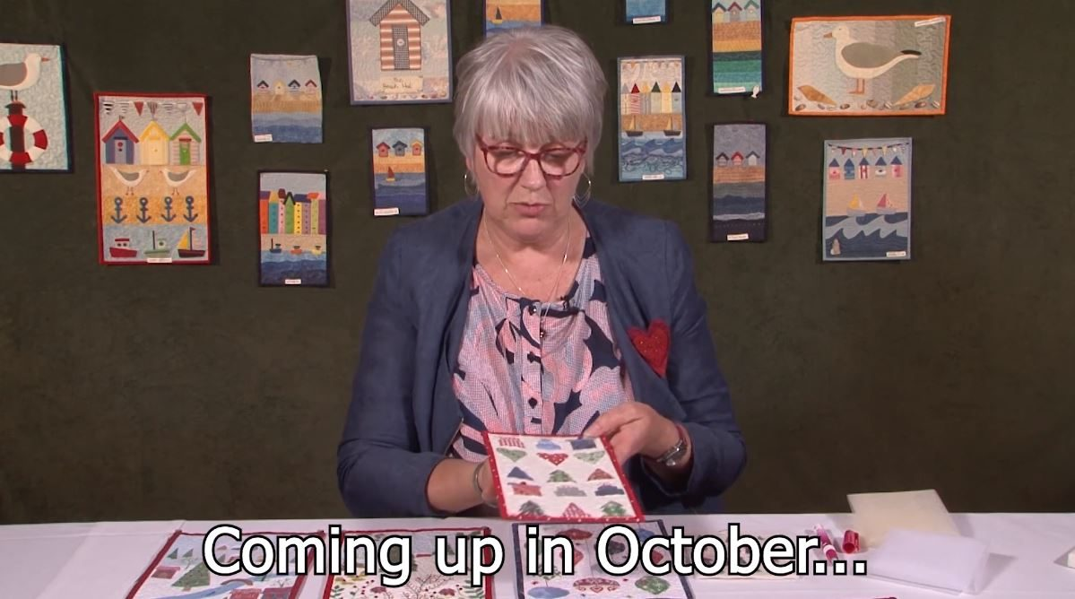 See what's coming up in October 2019