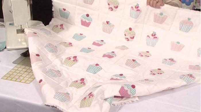 Cupcake Quilt with Valerie Nesbitt