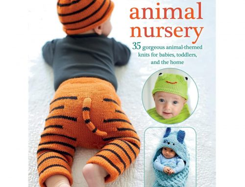 Subscriber Giveaway for December 2019 – Knitted Animal Nursery by Fiona Goble