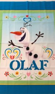 Olaf picture panel