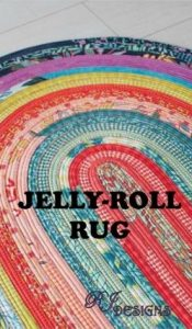 PRODUCT of the MONTH for January 20 – Jelly Roll Rug Kit from Lady Sew and Sew