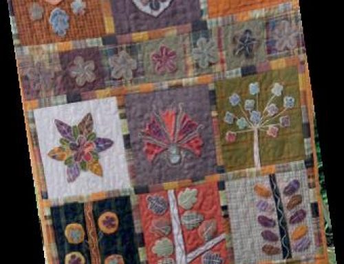Kate Percival's Quilting Treasure Trove, Henley