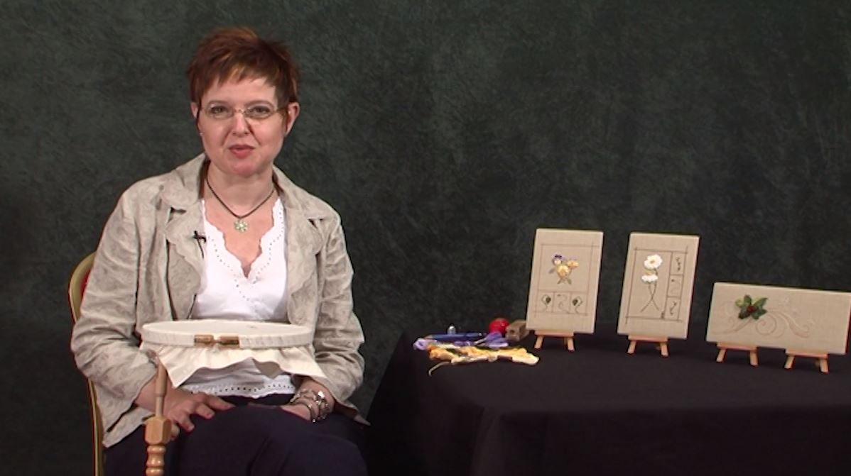 History of Stumpwork by Kelley Aldridge