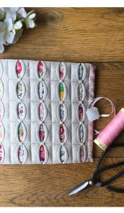 Liberty Chains Needlecase pattern by Sallieann Harrison (download)