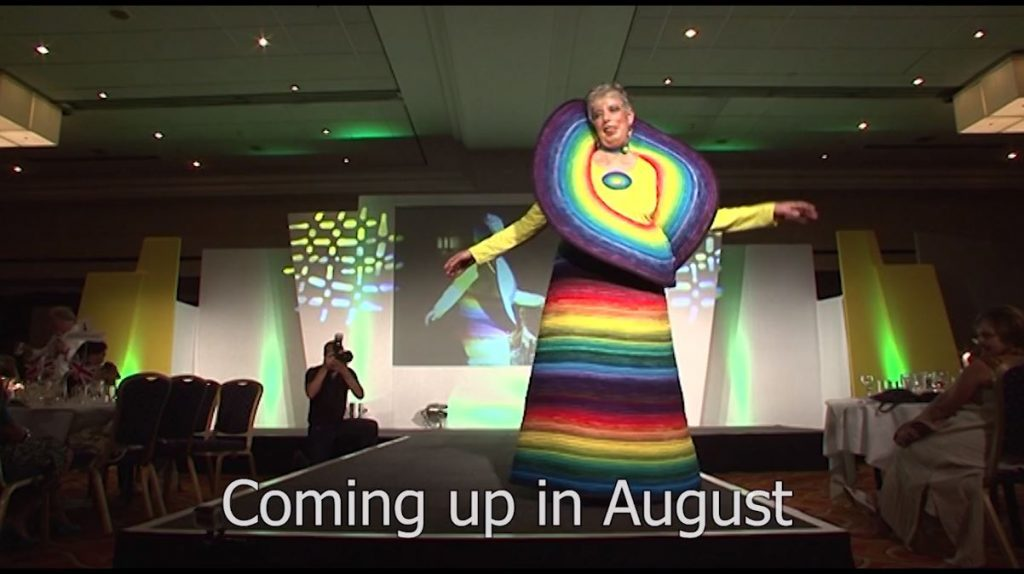 See what's coming up in August 2020