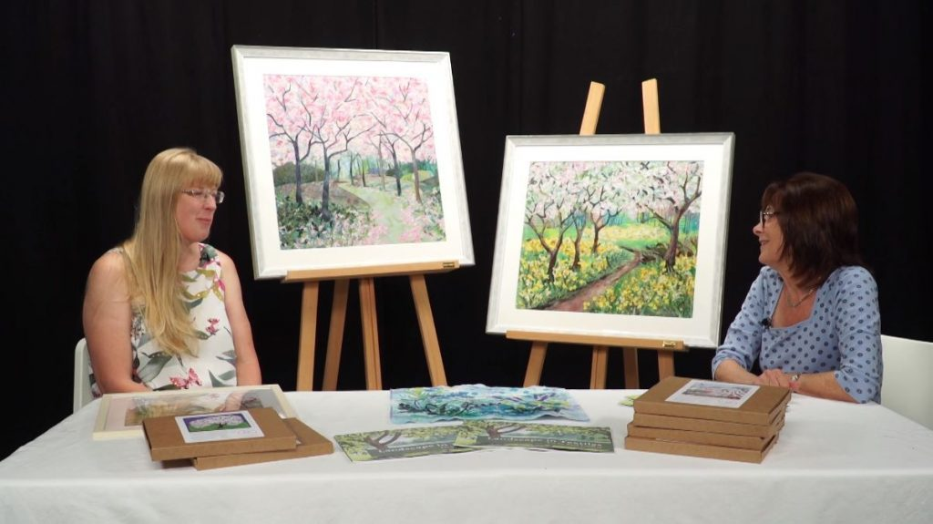 Interview with Kate Findlay – textile artist