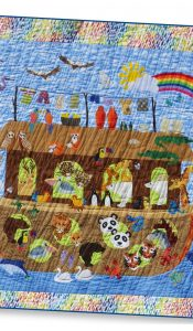 All Aboard! Noah's Ark Kit designed by Gail Lawther