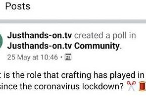 How has the Corona virus affected justhands-on.tv?