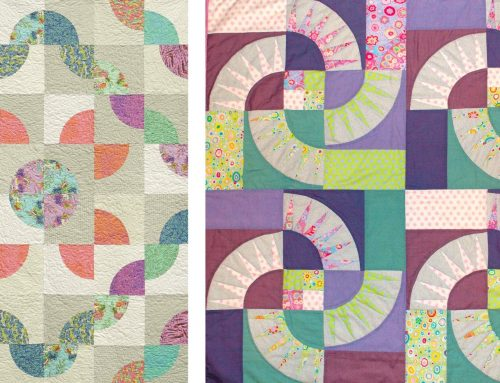 A Quilting Weekend in Hampshire, September 2021
