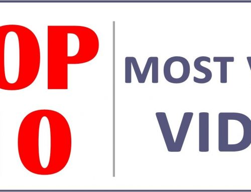 Top 10 most viewed videos in 2020