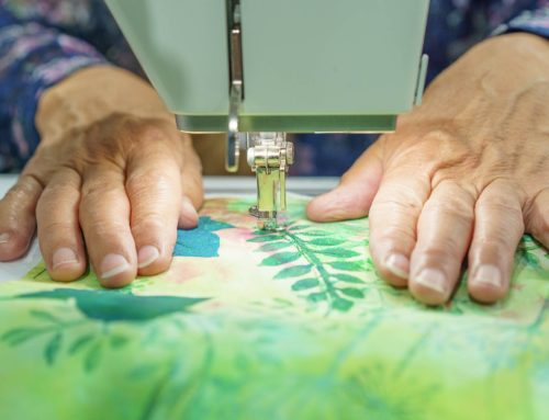 Update from our May 2021 Textile and Quilting Weekend