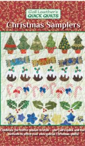 BOOK of the MONTH August 21: Christmas Samplers by Gail Lawther