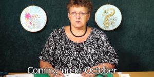 See what's coming up in October 2021