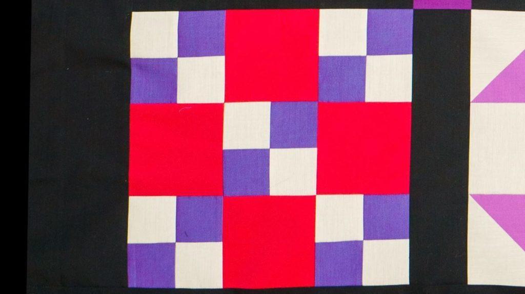 Beginner Patchwork Sampler quilt series with Sallieann Harrison - Block 3 The Road to Oklahoma