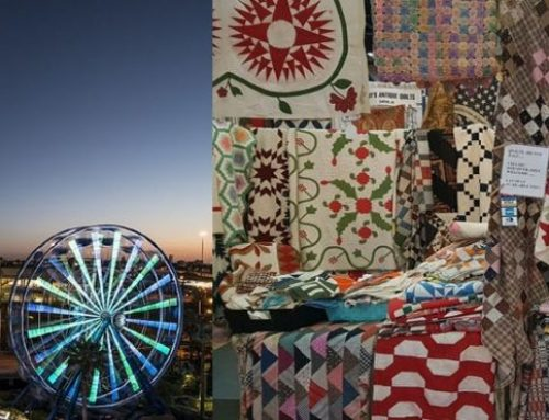 Houston and the International Quilt Festival 2020