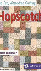 BOOK OF THE MONTH APR 20: Hopscotch by Anne Baxter – EBOOK